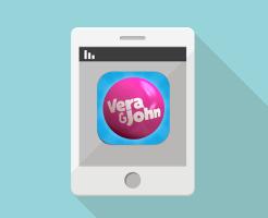 ベラジョンカジノのアプリ