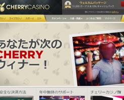 チェリーカジノのアカウント登録方法