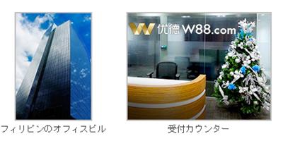 W88の住所